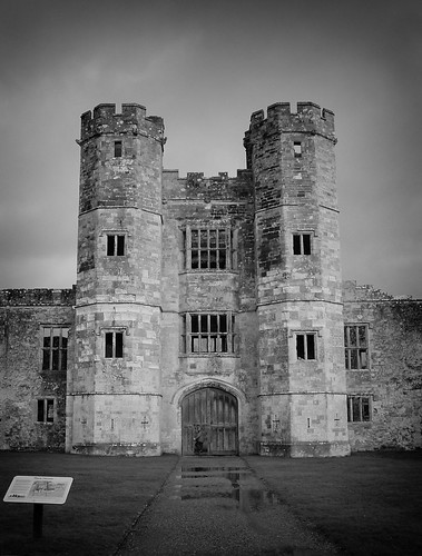 Titchfield Abbey Front Entrance