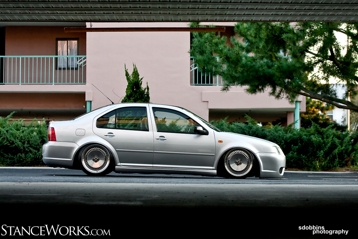 Ryan Miller's Mk4 Jetta on