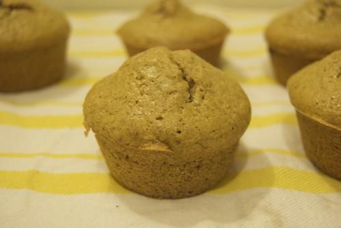 Walnut Jam Muffins