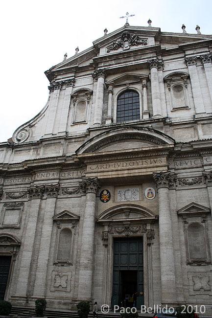 San Ignazio di Loyola. © Paco Bellido, 2010