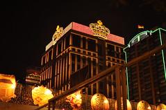 Grand Emperor (DJ Sekitai) Tags: night 35mm hotel nikon neon grand macau nikkor f18 emperor dx  d90  grandemperor  afsdxnikkor35mmf18g