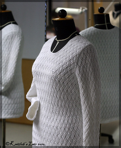 double lattice sweater 7
