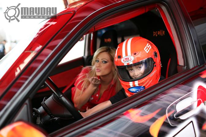 Stephanie from ESX and future Subaru driver