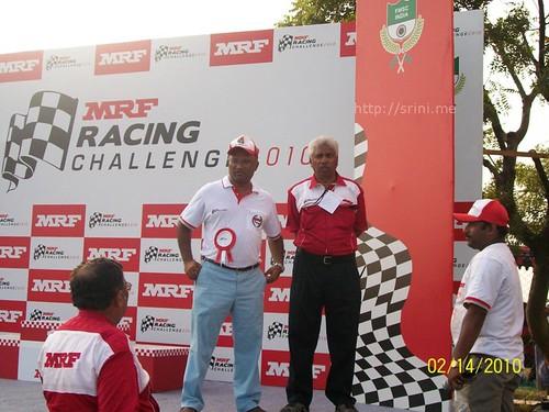 mrf race 354