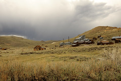 bodie storm coming (Steve Courson) Tags: bodie ghosttowns bodiecalifornia miningtowns stevecourson