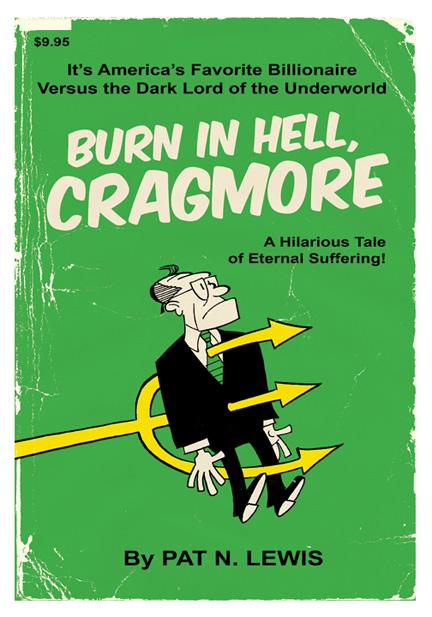 "Fake ""Cragmore"" cover"