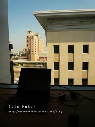 Dubai Ibis Hotel 10