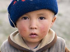 Kyrgyz boy in Sary Tash #2