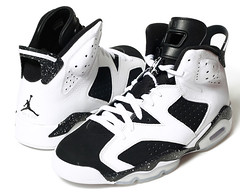 Air Jordan 6 Retro OREO colorway