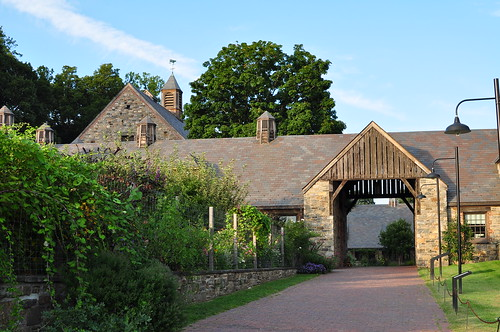 THE FARM AT BLUE HILL AT STONE BARNS