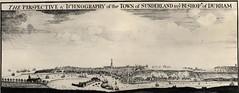 1723 - Sunderland Map (Sunderland Public Libraries) Tags: stpeters church town map sunderland bede