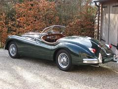Jaguar XK140 OTS SE (1955)