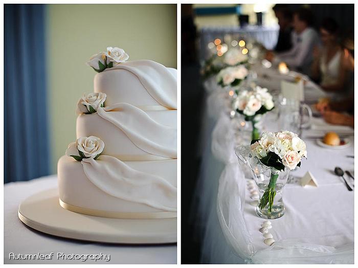 Frances & Bradley's Wedding - Reception Details