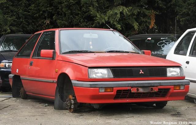 Mitsubishi Lancer Fiore Modified Mitsubishi Car