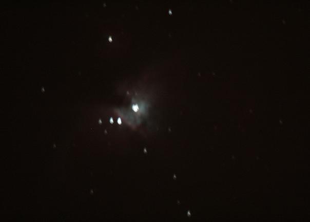 orion nebula through binoculars - photo #39
