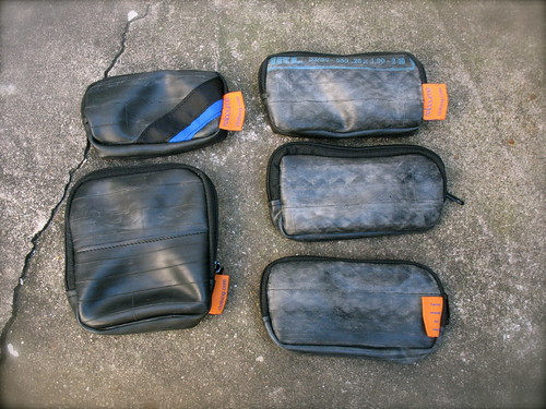 New Bike Tube Pouches