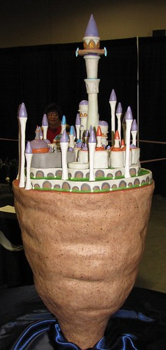 Dalaran: City of Mages Cake