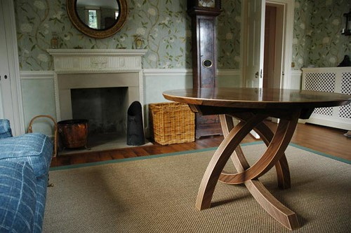 Exmouth Table in Walnut