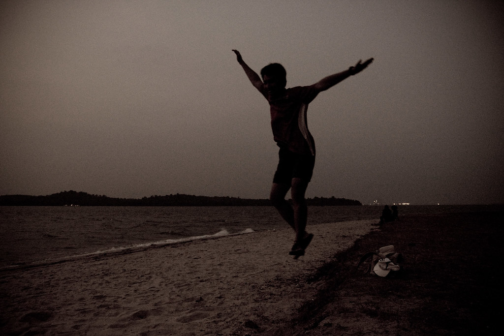 67 | jumping through time