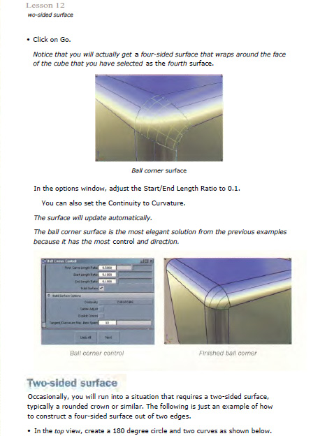Alias Ultimate Ball Corner Solution Is A 4 Sided Surface