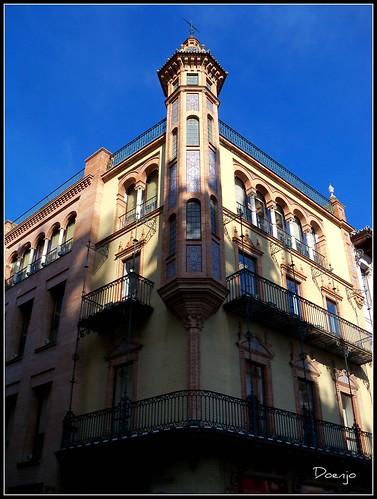 Casa del Marqués de Villamarta