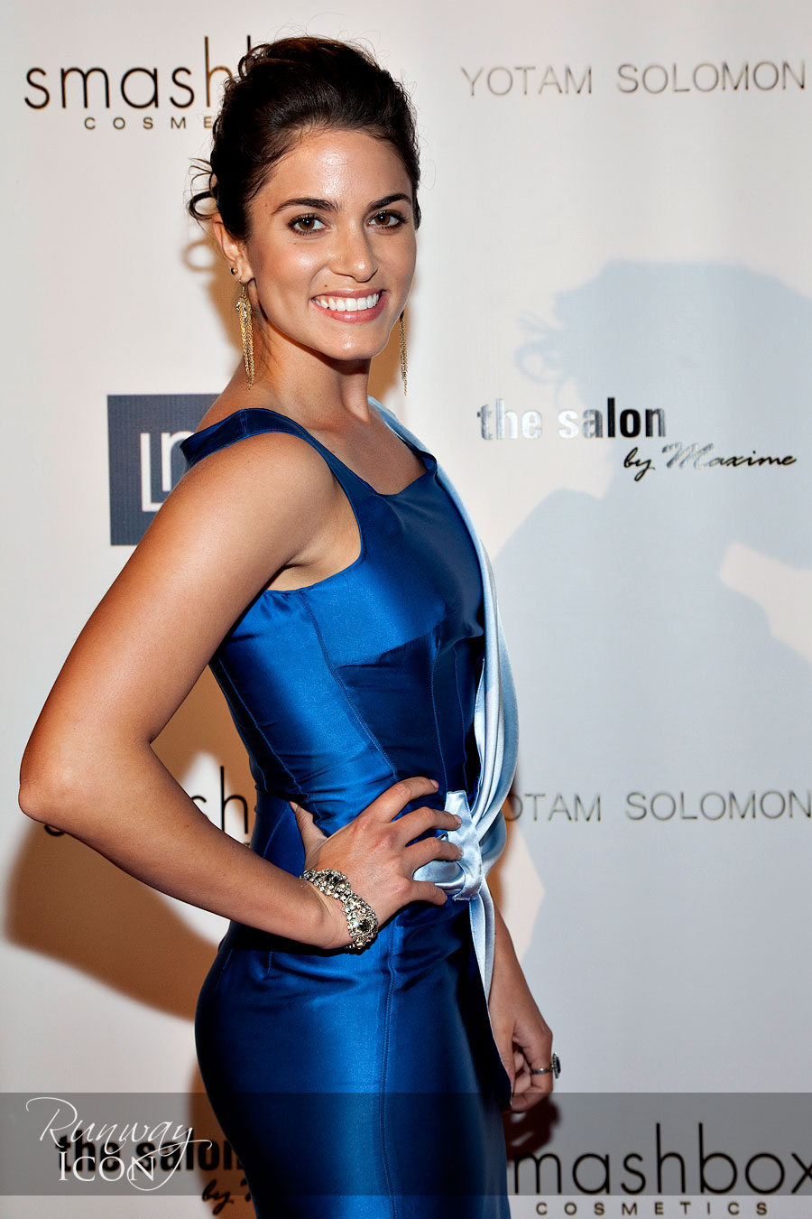 Yotam Solomon Fall-Winter 2010 collection Nikki Reed