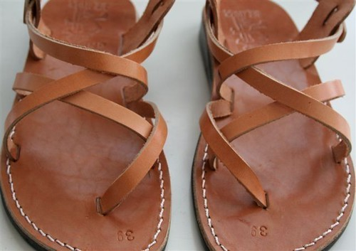 1e0581c83c93 leather sandals sz 9 39 for sale