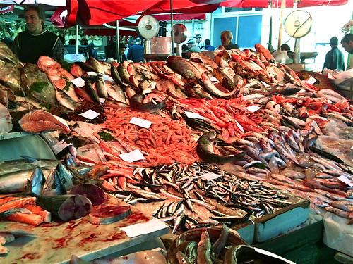 Come capire se il pesce è veramente fresco?
