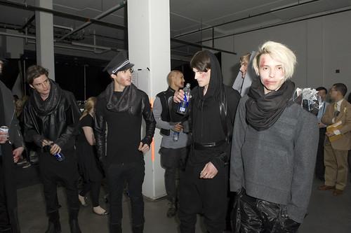 Greta Constantine and Erza Constantine Fall Winter 2010 - 2011