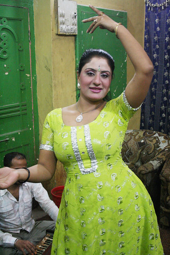 The Dancing Girl of Lahore