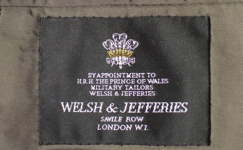 Welsh label