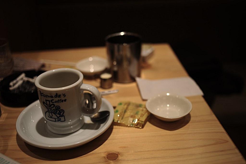 Komeda cafe