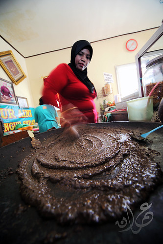 Rujak Cingur Ibu Nur Aini, Surabaya