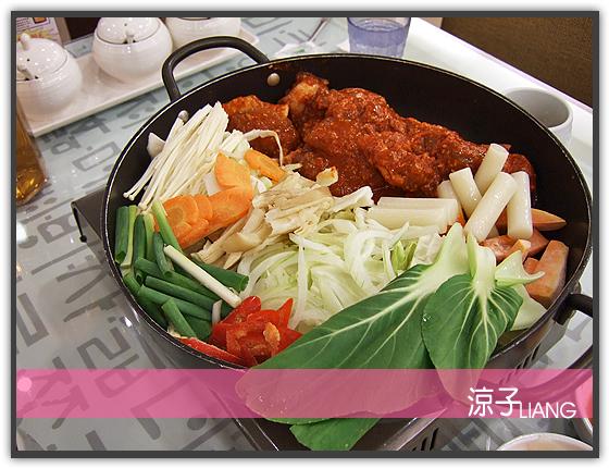 奇化加韓國料理15