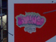 Litone sticker (ChristopherCortez) Tags: graffiti cto stickerslitone fumescrew