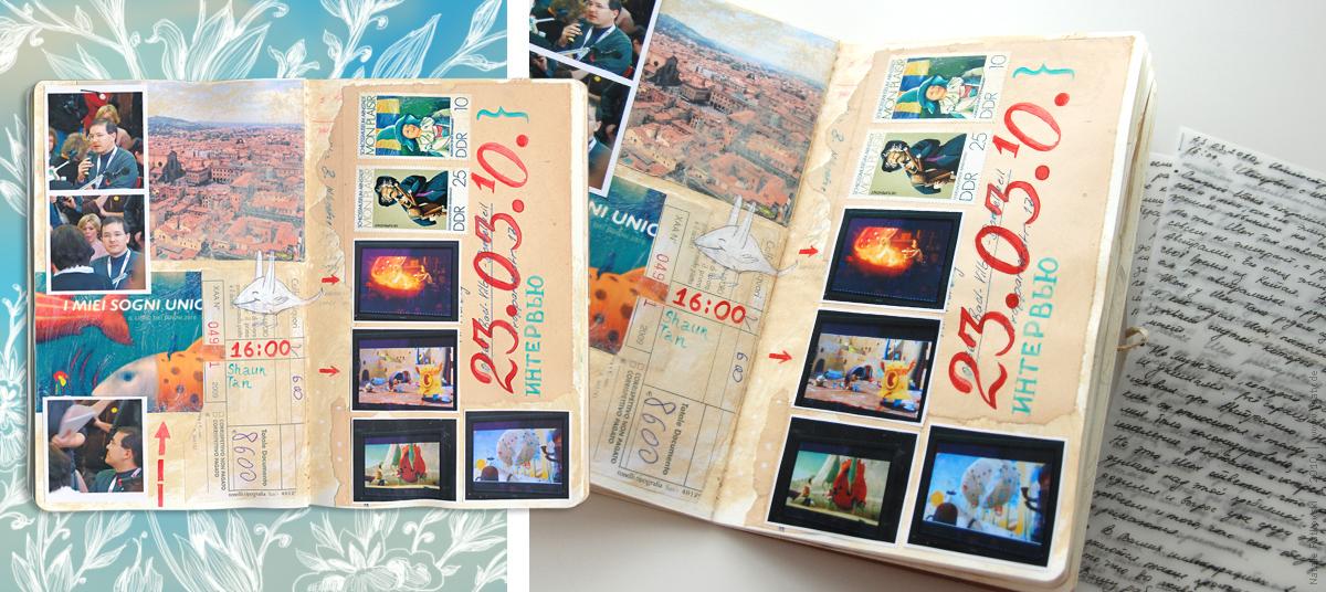 Bologna travel book 13