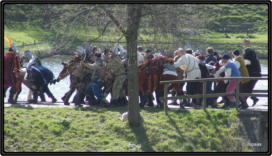 1572 spaanse troepen trekken nederland binnen