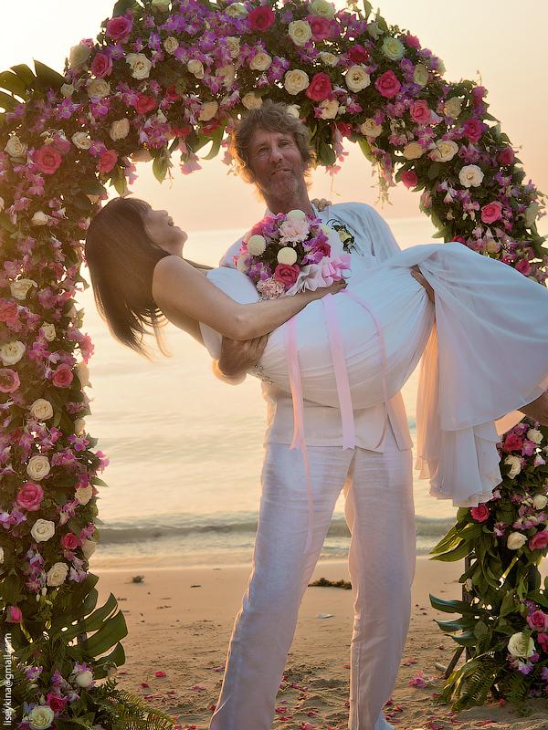 wedding, john&emi, samui