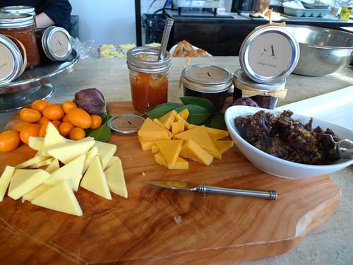 Tillamook Cheese @ Akasha