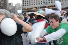 Seoul Pillow Fight Day - 서울 베개 싸움 2010