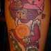 J Brett Prince Strawberry Shortcake Tattoo