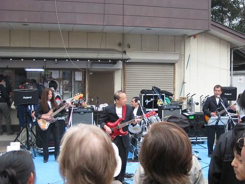 おじいちゃんバンド@かなまら祭り