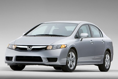 honda new civic foto
