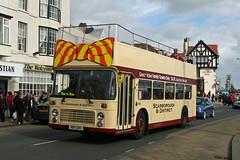 EYMS 838 VDV138S (Howard_Pulling) Tags: uk bus buses bristol scarborough eastyorkshire bristolvrt easterncoachworks sl3 838 eyms vdv138s scarboroughanddistrict foreshoreroadscarborough bristolvrtsl3