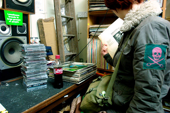 record purgatory.