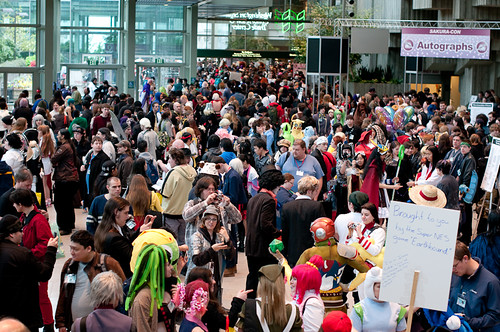 Crowd - Sakuracon 2010