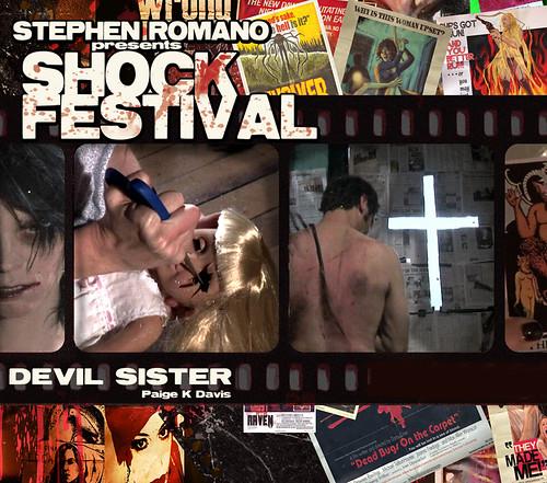"""Shock Festival DVD - """"Devil Sister"""""""