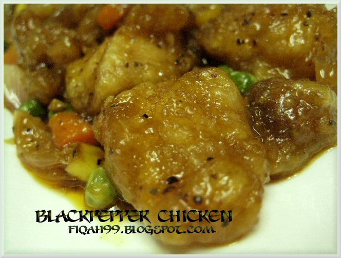 BLACKPEPPERCHICKEN