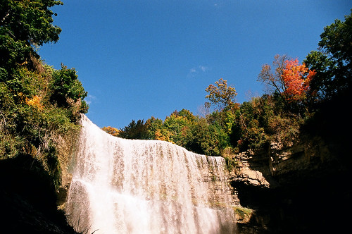 Webster's Fall