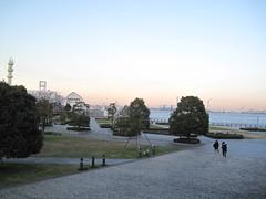 橫濱港未來港21